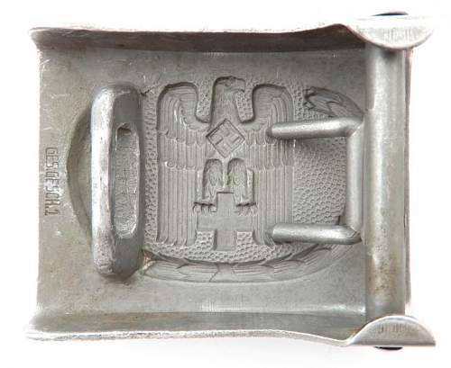DRK buckle Ges.Gesch.1 type