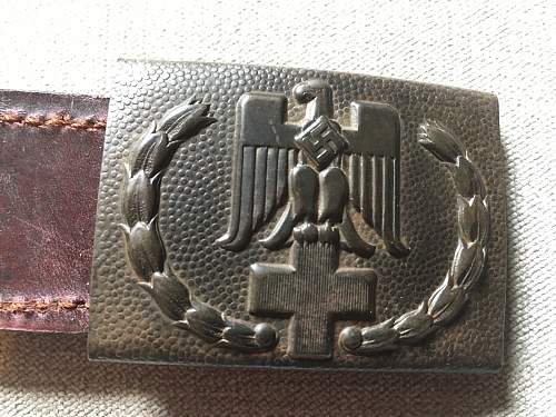 Help With DRK Belt Buckles