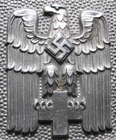 Deutsche Rote Kreuz buckle: opinions please