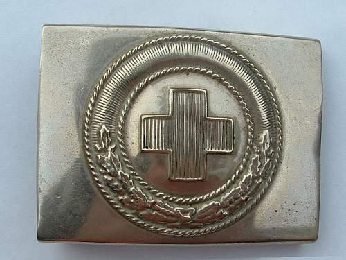 """Deutsches Rotes Kreuz - DRK  """"Sanitaeter"""""""