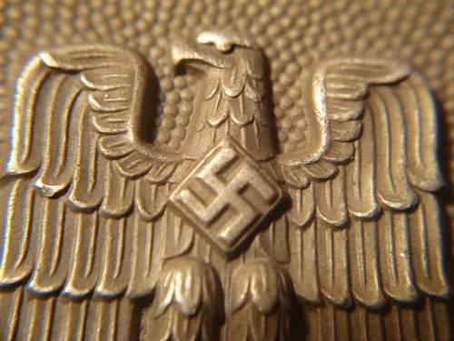 Deutsche Rote Kreuz Buckles