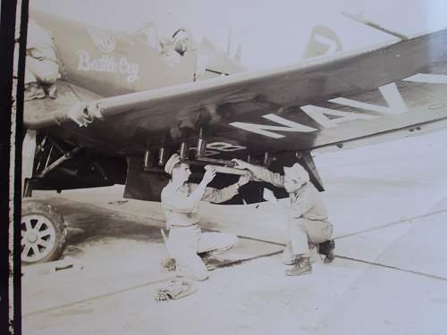 Korean War F4U Corsair Photo ?