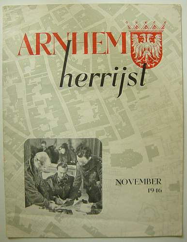 Magazine: Arnhem resurrected/Arnhem Herrijst