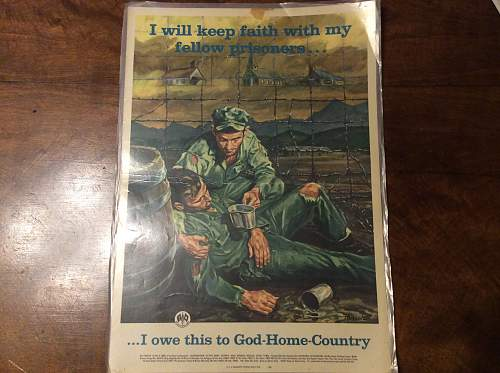 US Chaplain posters
