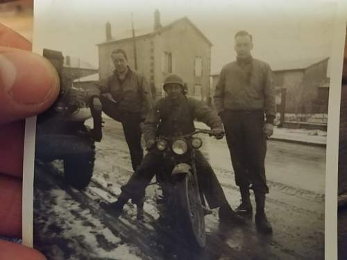 Liberated motorcycle