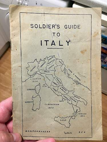 Interesting A Soldiers Guide to Italy