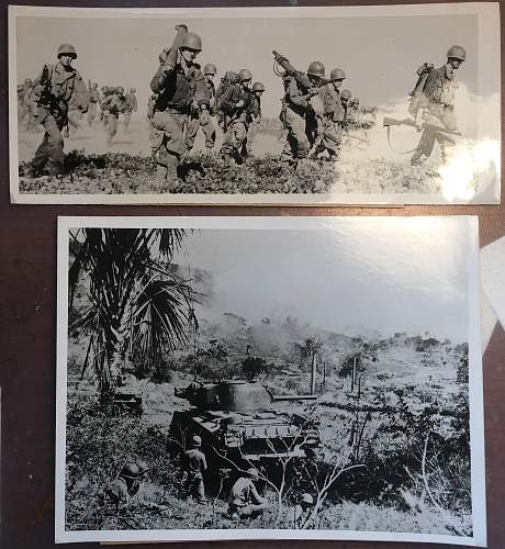 Two Pictures of the Philippines Campaign