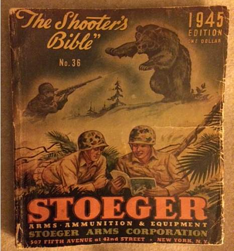 STOEGER CATALOG No. 36 1945