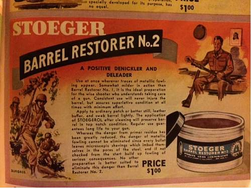 STOEGER CATALOG No. 36 1945