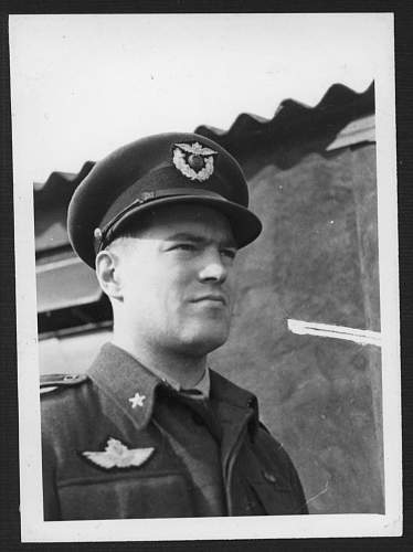Unknown Norwegian Pilot