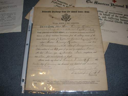 Click image for larger version.  Name:ww1 discharge papers.jpg Views:374 Size:203.3 KB ID:197857