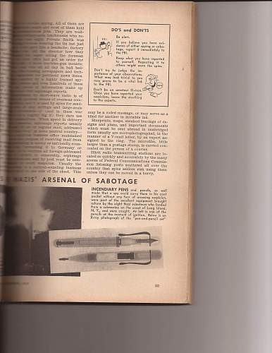 1943 edition of Popular Science!