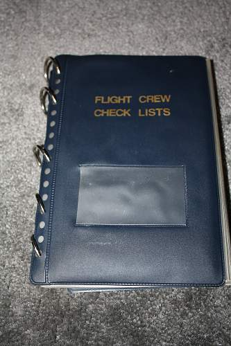 US Flight Crew Checklist and other Documents
