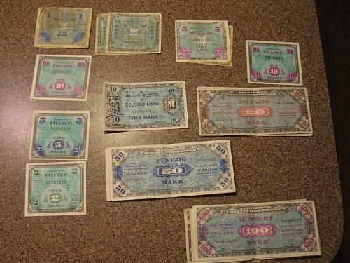 Allied Invasion money