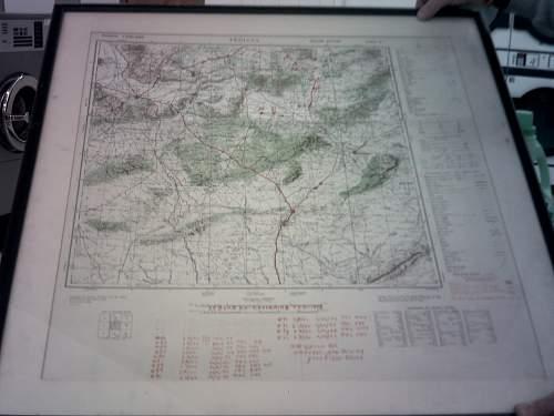 how to authenticate WW2 maps?