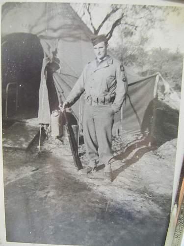 88th Division, T/5 William Steele
