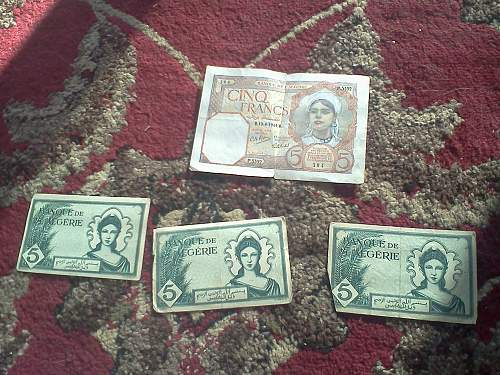 A LOT of WWII Era Currency and Allied Occupation Currency