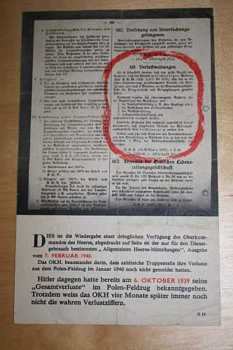 Allied Propaganda leaflets