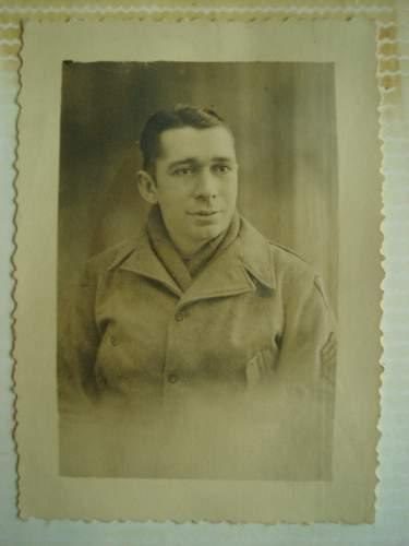 Unknown Staff Sergeant