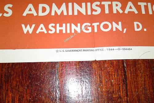 My US Propaganda Poster