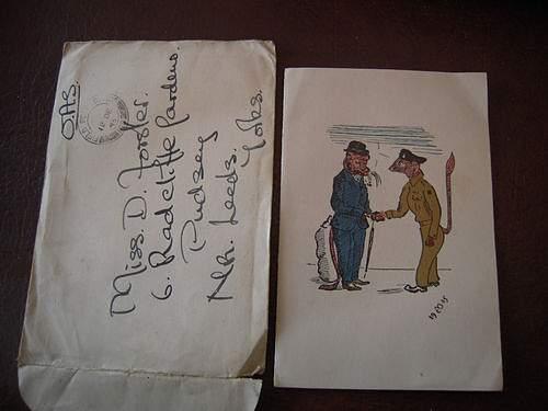 Click image for larger version.  Name:Desert rats xmas card 1945 #1.jpg Views:167 Size:121.1 KB ID:332299