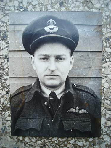 R.A.F. : Unknown Pilot Officer
