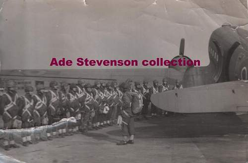 Training the 44th Indian Airborne Division 1945