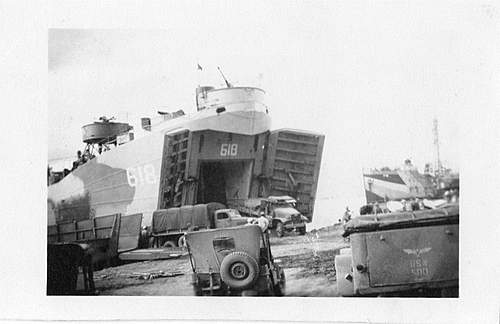 LST Photos from New Guinea