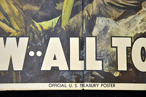 "US"" 7th WAR LOAN"" War Bond Poster"