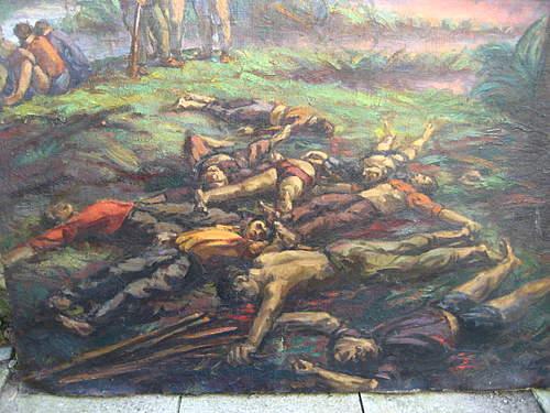 painting-AMERICANS IN VIETNAM