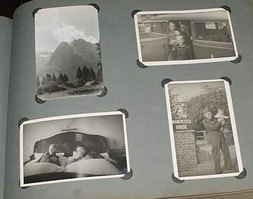 Dump finds photo album  help needed