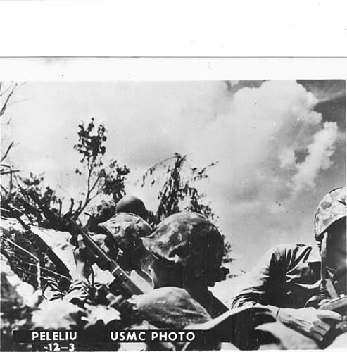 Interesting USMC Photos from Peleliu