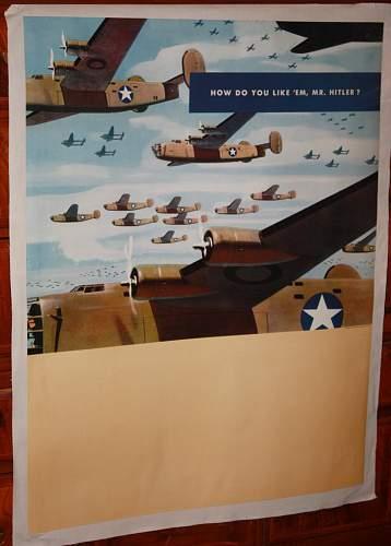 AAF Propaganda poster