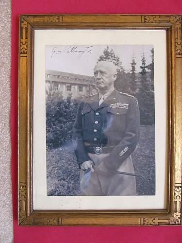 GS Patton photo