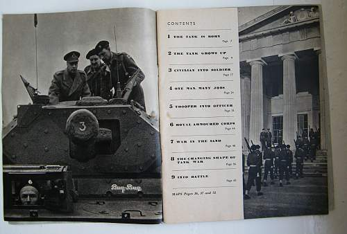Official account of the RAC 1945