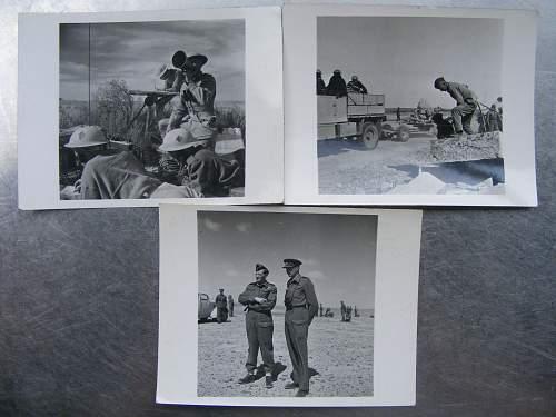 British North Africa Photos.