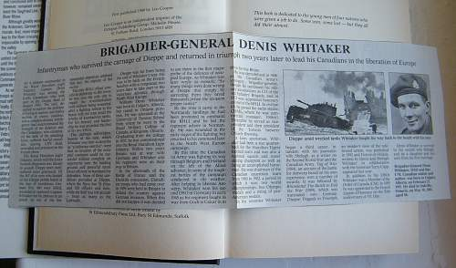 Interesting extras with book on the Rhineland WWII