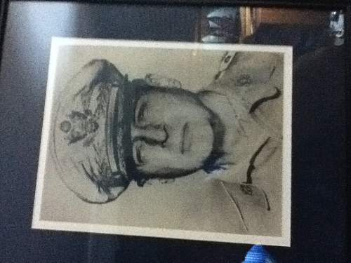 Gen. Douglas MacArthur signed Photo 1948 Tokyo