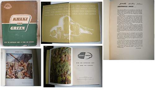 WWII Australian books