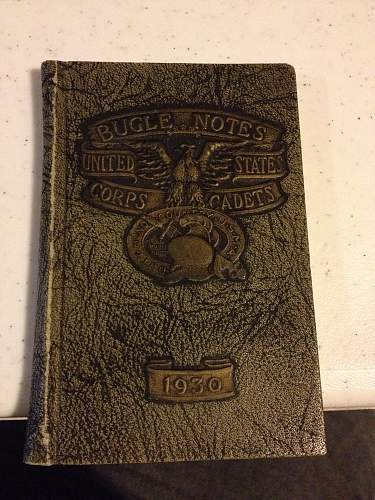 1930 West Point booklets