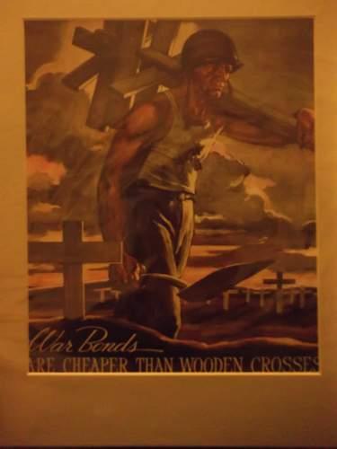 War Bonds & Propaganda Posters