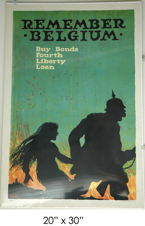 A bunch of Bond posters I purchased a year ago