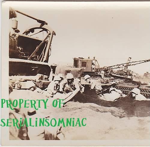 Enlarging WWII photographs????