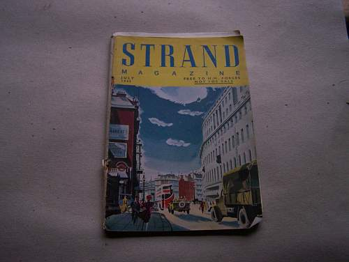 Army Talks & Strand