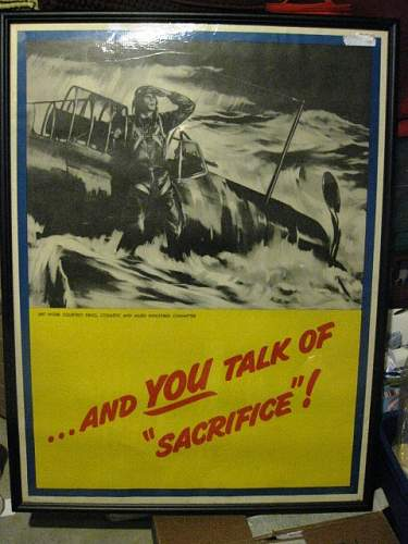 Posters....Sacrifice