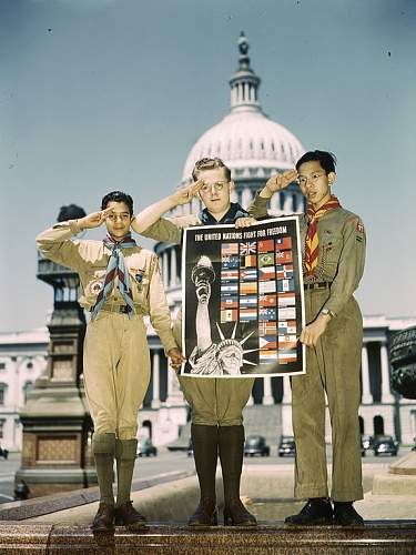 Click image for larger version.  Name:United_Nations_Fight_for_Freedom_colored,_white_and_Chinese_Boy_Scouts_in_front_of_Capitol,_They.jpg Views:84 Size:98.9 KB ID:511481