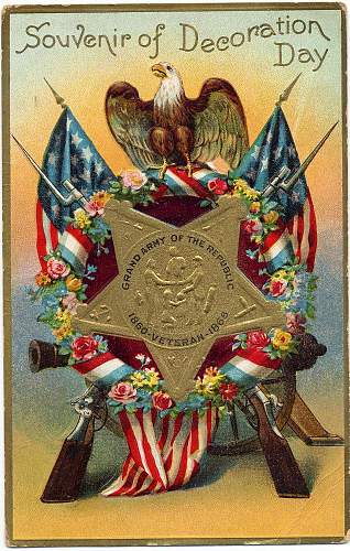 Some Memorial Day Post Cards to share
