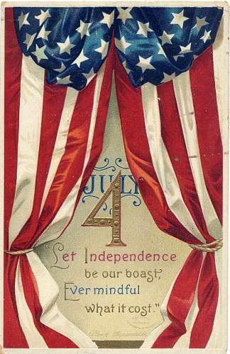 4th of July Postcards to Share