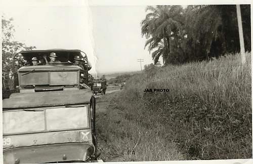 Photo of Gurkha Trucks in Malaya?