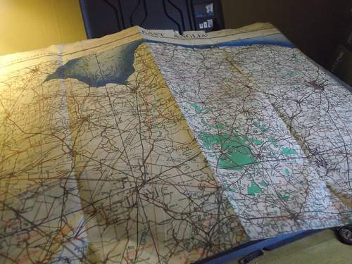 RAF Map Named to French Air Force Sergeant
